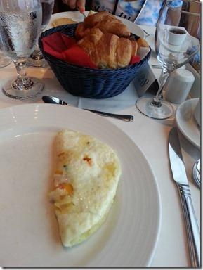 MDR - egg white omelet