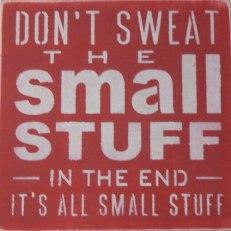 small-stuff