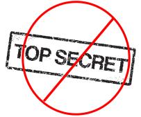No top secret
