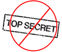 No top secret