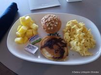 My buffet breakfast