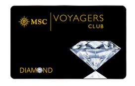 MSC Diamond Card